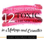 Chất độc hóa học trong mỹ phẩm (Phần 1)